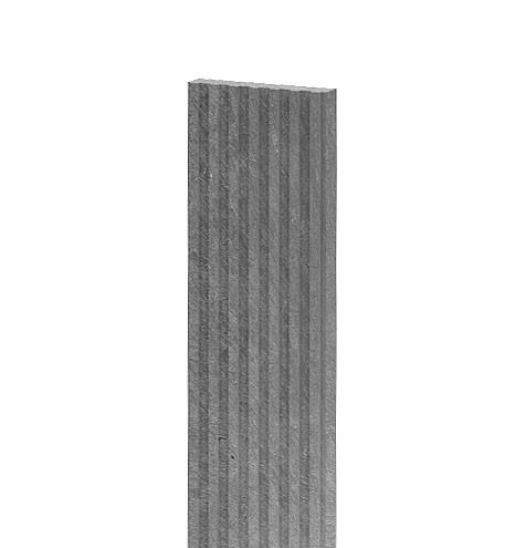 Deska rýhovaná 1500x140x30 mm, terasová, S