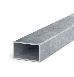 jekl 50x30x2, délka do 6 m, zinek