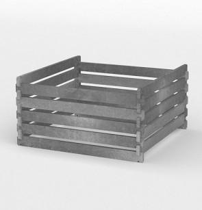 Kompostér 120 x 120 x 94 cm, S