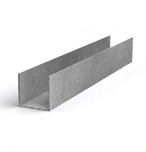 Žlab střední 130x130, 1,2 m, M