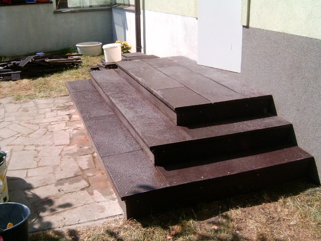 prkno terasové